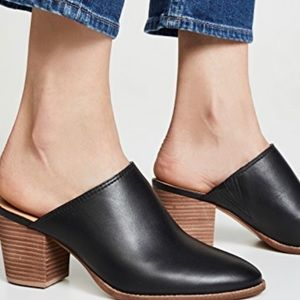 Madewell 'The Harper' Leather Mule